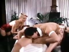 vintage retro big natural tits cock cumshot hairy pussy milf