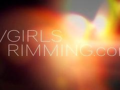 RimBnB - New Rimming App to call Rimjob Escorts - Girls Rimm
