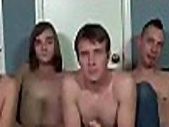 Bukkake Boys Gay Porn - Nasty bareback facial cumshot parties 9