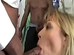 Hardcore Sex Gangbang With Ten Black Dudes And Sexy Whore 01