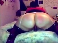 Incredible amateur Webcams, Big Butt xxx video