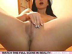 girl megan fox21 squirting on live webcam