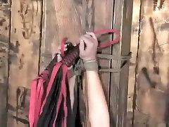 Hottest amazing anal skinny BDSM, DildosToys adult clip