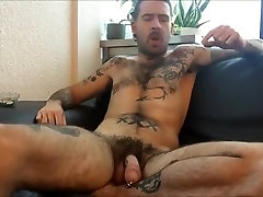 Incredible amateur gay scene with Webcam, Solo Male scenes