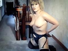 角質をお手製ストッキング、Striptease大人映画