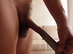 Amazing Homemade Gay movie with Solo Male, Fetish scenes