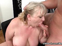 Anabel & Thomas in Grannies Wet Panties - DogHouseDigital