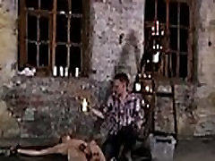 Nude gay twink bondage movie and twinks Chained to the warehouse
