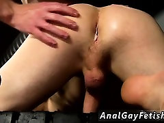 Free gay twink bondage movie xxx The man is trussed down