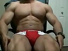 Soft muscle gay cam