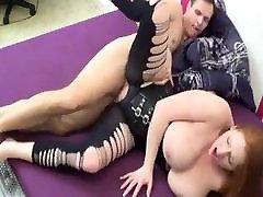 Super hot Busty fuck