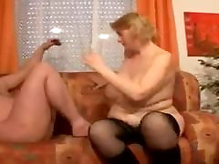 Amateur sex with bbw granny