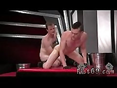 Real virgin gay sex In an acrobatic 69, Axel Abysse slams his forearm