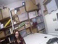 Amateur teen thief fucked