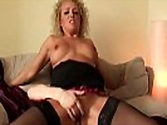 Mature uk sub with faketits gets assfucked