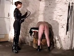 Incredible amateur BDSM, Spanking porn scene