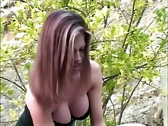 Incredible homemade shemale movie with Outdoor, Stockings scenes