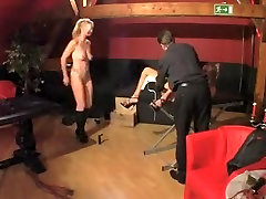 Incredible amateur BDSM, Threesomes sex movie