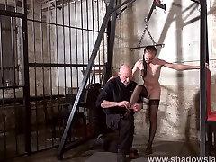 Stinging nettle, bdsm, shining black girls bdsm, bondage, tortured, slaveslut, Lolani, extreme, pain, hardcore, domination, dungeon