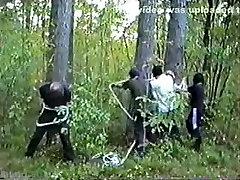 Horny Amateur clip with Bondage, BDSM scenes
