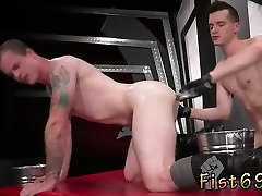 Teen hand fisting nude movie gay In an acrobatic 69, Axel