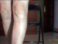 Horny homemade gay clip with DildosToys, Solo Male scenes