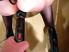 Exotic homemade Fetish, BDSM sex scene