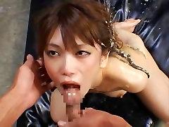 Incredible Japanese slut Hikari Hino in Horny Facial, BDSM JAV scene