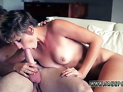 Step mom punishes patrons daughter with strap on Some of th