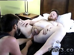 Bare penis cum movie gay first time Sky Works Brocks Hole w