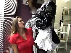 Incredible Homemade Shemale record with Latex, Big Tits scenes