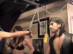 Amazing amateur Blonde, BDSM xxx clip