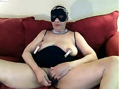 Horny Homemade clip with BDSM, Grannies scenes