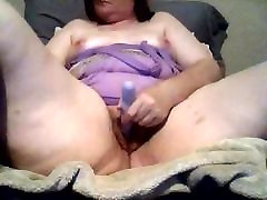 Chunky amateur mature BBW