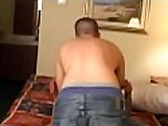 Gay dudes go insane about butts