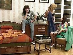 Crazy Homemade xxx kim chu with Vintage, Threesome scenes