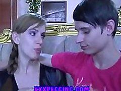 XXX Couple Pegging