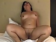 BBW Asian Thea Masturbating