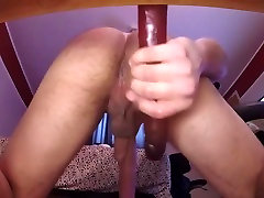 Hard anal toys 12 inches double headed dildo