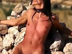 Exotic homemade Fetish, ceram petrol sex scene