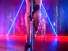 HOT Blonde Vintage Striptease