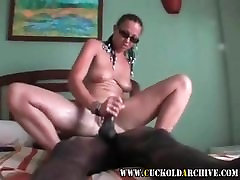 Cuckold Archive Best of china 3some granny sissy husband and humiliatio