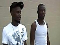 Blacks On Boys -Gay Nasty Interracial Ass Fuck Video 09