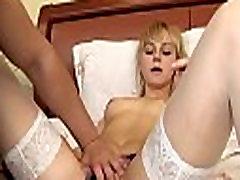 Wild oral stimulation with hot gal