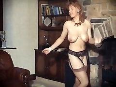 Exotic homemade Big Natural Tits, Stockings xxx movie