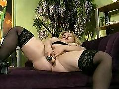 Hottest amateur German, Mature sex clip