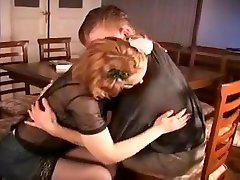 Incredible Homemade movie with Stockings, Mature scenes