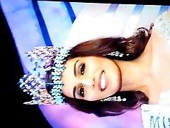Cum tribute to Miss world Manushi Chillar
