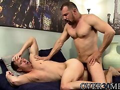 Butt pirates Max Sargent and Kacey Jones have anal fuck fest