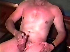 Mature Man Tony Jacks Off